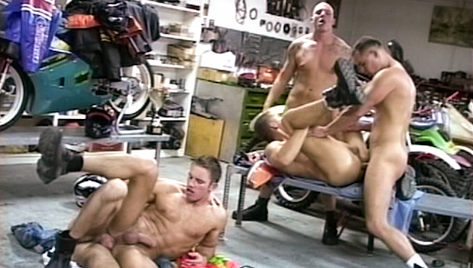 gay porn juices